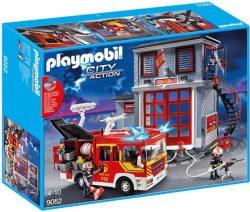 Real – Playmobil 9052 City Action Feuerwehr Mega Set für 44€ (60,33€ PVG)