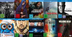 Saturn: 3 Filme auf Blu-ray oder DVD kaufen und nur 2 bezahlen