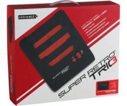 Super Retro Trio (NES,SNES,Sega Megadrive/Genesis) für 49,95€ inkl. Versand (PVG 56,99€) @4u2play