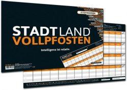 Thalia – Stadt Land Vollpfosten (Classic Edition) für 7,99 € inkl. Versand statt 14,94 € laut PVG