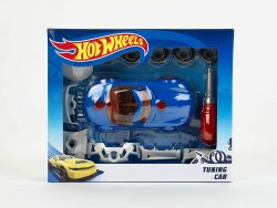 Theo Klein 8010 HOT Wheels Car Tuning Set für 4,26€ (PVG 23,99€) @Amazno (Plus-Produkt)