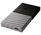 WD My Passport 512GB externe SSD Festplatte für 99 € (124,90 € Idealo) @Saturn