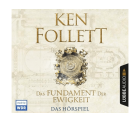 WDR: Das Fundament der Ewigkeit von Ken Follett als Hörspiel gratis statt 20,45 Euro bei Idealo
