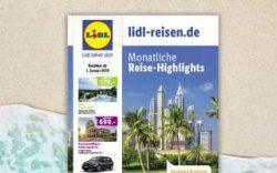 10% Rabatt auf Reisen ohne MBW bei Lidl