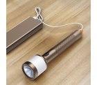 Amazon: Aglaia wiederaufladbare LED Taschenlampe mit Gutschein für nur 4 Euro statt 9,99 Euro