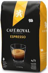 Amazon: Café Royal Espresso Bohnenkaffee 1kg für nur 7,70 Euro statt 15,98 Euro bei Idealo