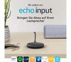Amazon: Echo Input für nur 24,99 Euro statt 39,99 Euro bei Idealo