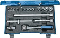 Amazon: GEDORE D 30 GMU-3 Steckschlüssel-Satz für nur 89,46 Euro statt 125,18 Euro bei Idealo