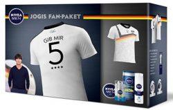 Amazon: NIVEA Men Geschenkset für Männer mit Jogis Fan-Paket für nur 8,02 Euro statt 22,98 Euro bei Idealo
