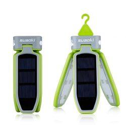Amazon – Suaoki 18 LED Solarleuchte durch Gutscheincode für 6,39€ statt 15,99€