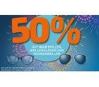 Apollo Optik – 50% Rabatt auf Brillen, Brillengläser & Sonnenbrillen – z.b. RayBan Sonnenbrille  für 50 € statt 92 € laut PVG