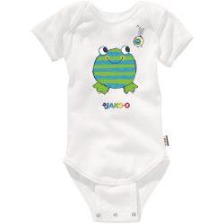 Baby Mitwachsbody Frosch JAKO-O, Kurzarmbody für 0,00€ inkl. Versand anstatt 13,94€ mit Gutschein @JAKO-O