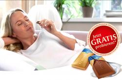 Bis zu 4 Tafeln Merci Schokolade gratis testen