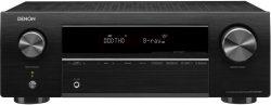 Denon AVR-X550BT Bluetooth/4K/HDR 5.2 AV-Receiver für 189 € (219 € Idealo) @eBay