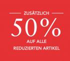 Garry Weber: Wegen Insolvenz ganze 50% Extrarabatt auf alle bereits reduzierten Artikel im Sale mit Gutschein ohne MBW