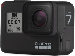 GoPro Hero7 Black Actioncam mit 4k bei 60fps für nur 328,50€ als eBay Plus Mitglied [idealo 370€]