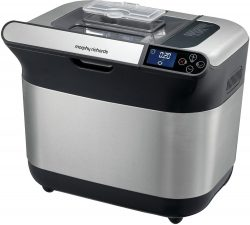 Morphy Richards Premium Plus 502000 Brotbackautomat für 99 € (136,98 € Idealo) @Media-Markt