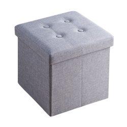 Sable Sitzhocker 38 x 38 x 38 cm, Aufbewahrungs-Ottomane Klappbank für 9,99€ anstatt 18,99€ mit Gutschein @amazon