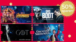 Sky Cinema Ticket + Sky Entertainment Ticket bis Ende Februar für 9,98 Euro statt 19,98 Euro oder Sky Supersport Ticket für 9,99 Euro statt 29,99 Euro