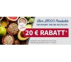 20€ Gutschein ab 80€ Bestellwert @ real Lebensmittelshop