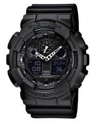 Amazon: Casio G-Shock Herren Armbanduhr GA-100 für nur 55,97 Euro statt 74,50 Euro bei Idealo