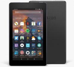 Amazon und Notebooksbilliger: Amazon Fire 7 (2017) 16GB für nur 44,99 Euro statt 69,94 Euro bei Idealo