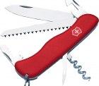 Amazon – Victorinox Rucksack Taschenmesser mit 12 Funktionen für 20,90€ (32,63€ PVG)