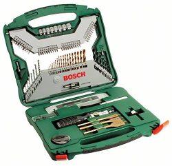 Bosch 100tlg. X-Line Titanium-Bohrer- und Schrauber-Set für 27,99€ statt Idealo 35,48€ @Amazon