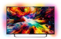 Ebay: Philips 50 Zoll 4K Ultra HD Android Smart TV mit 3fach Ambilight für nur 499,90 Euro statt 656,90 Euro bei Idealo