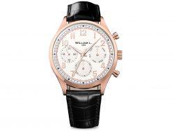 ibood: William L. 1985 Calendar Retro-Stil Uhr für nur 65,90 Euro statt 103,95 Euro bei Idealo