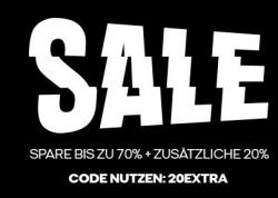 Jack & Jones: Bis zu 70% Rabatt im Sale + 20% Extrarabatt mit Gutschein ohne MBW