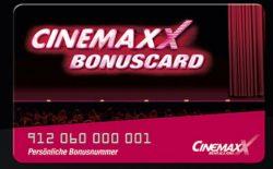 Kostenlose Cinemaxx Bonuscard + kostenloser Kinobesuch zum Geburstag