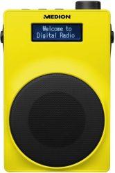 Medion: MEDION LIFE E66880 DAB+/UKW-Radio in 2 Farben für nur 19,95 Euro statt 45,94 Euro bei Idealo