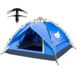 Night Cat Wurf-Zelt für 2-3 Personen für 41,99€ inkl. Versand anstatt 69,99€ dank Gutschein @amazon