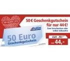 @pollin: 50€ Gutschein für 44€ und damit 12% sparen