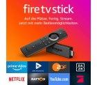 Saturn und Mediamarkt: AMAZON Fire TV Stick mit der neuen Alexa-Sprachfernbedienung (2. Generation) für nur 24,99 Euro statt 39,99 Euro