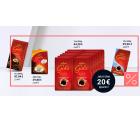 Tchibo: Kaffees im Angebot wie z.B. Eduscho Gala Caffè Crema 6 x 1kg Ganze Bohne für nur 47,94 Euro statt 72,93 Euro bei Idealo