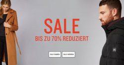 Tom Tailor Sale mit bis zu 70% Rabatt + 40% Extra Rabatt dank Gutschein