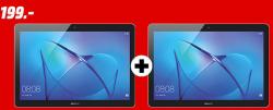 Valentinstags-Angebote @Media-Markt z.B. 2 Stück HUAWEI MediaPad T3 10 WiFi 16 GB Tablet für 199 € (275,80 € Idealo)