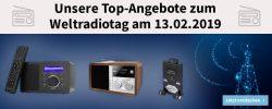 Voelkner: Top-Angebote zum Weltradiotag wie z.B. das Dual DAB 32 DAB+ Radio für nur 79,95 Euro statt 109,07 Euro bei Idealo