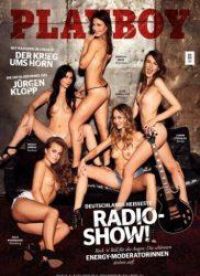 12 Ausgaben Playboy für 79€ + 70€ Amazon Gutschein effektiv für 9€ @Burda