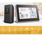 Amazon: DIGOO DG-TH8380 Funk-Wetterstation mit Touchscreen und Innen- und Außenthermometer mit Gutschein für nur 15,98 Euro statt 24,59 Euro