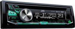Amazon: JVC KD-DB97BT USB/CD-Receiver (DAB+, Front-AUX, Bluetooth) für nur 104 Euro statt 128,53 Euro bei Idealo