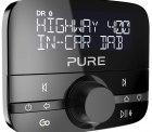 Amazon: Pure Highway 400 In-Car-Audioadapter DAB/DAB+ Digitalradio mit Bluetooth für nur 79,99 Euro statt 138,95 Euro bei Idealo