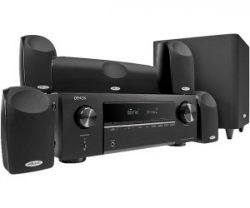 Denon DHT-X250TL Heimkinosystem, Ultra HD für 359€ inkl. Versand anstatt 394,95€ laut PVG @Comtech