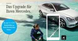 Kostenloser Mercedes me Adapter inklusive Einbau
