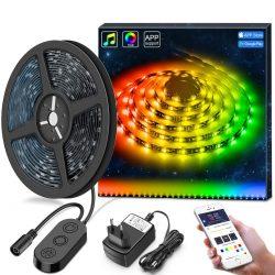 Minger DreamColor 5 Meter LED Streifen mit Musik Sync & App-Steuerung für 19,79€ anstatt 32,99€ @amazon