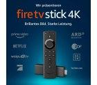 Amazon Fire TV Stick für 24,99 Euro statt 39,90 Euro und Amazon Fire TV Stick 4K für 34,99 Euro statt 59,90 Euro in mehreren Shops