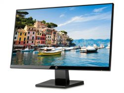 HP 24w 60.45cm (23.8) FullHD Monitor LED-IPS HDMI/VGA 250cd/m² für 79,99€ statt 102,93€ @Lidl