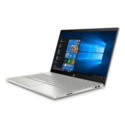HP Pavilion 15-cs1400ng silber 15 Full HD i5-8265U 8GB/256GB SSD GTX1050Ti W10 für 649€ statt 811,02€ @Cyberport